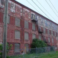 Pontiac Mills - North View, Понтиак