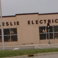 Leslie Electric, Понтиак