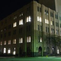 "Bell Telephone ""Pontiac Main"" Central Office, Понтиак"