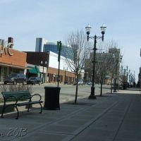 Downtown Pontiac., Понтиак