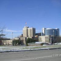 Woodward Ave., Pontiac, Понтиак