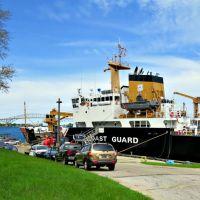 Coast Guard Cutter & Icebreaker Mackinac, Порт-Гурон