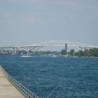 Blue Water Bridge, Порт-Гурон