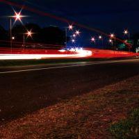 Stars and Stripes @ night, Порт-Гурон