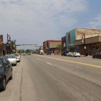 Military Street/Pine Grove Avenue, GLCT, Порт-Гурон