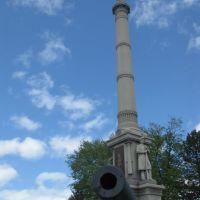 Veterans Memorial in Port Huron, Порт-Гурон