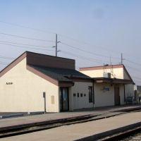 Amtrak Station, Port Huron, MI, March 2012, Порт-Гурон