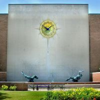 The McMorran Building Fountain, Порт-Гурон