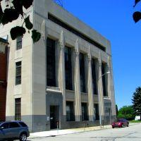 Port Huron, Michigan; Municipal Building, Порт-Гурон