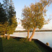 Leelanau Pines Campground, Портаг