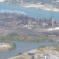 Zug Island Steel Making, Ривер-Руж