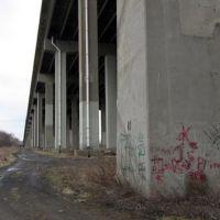 Bridge over the barren wastes, Ривер-Руж