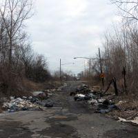 Barron Street is barren, Ривер-Руж