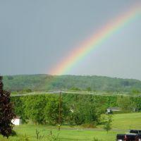 Leelanau Rainbow, Сагинав