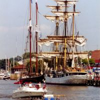 Tall Ships, South Haven, MI, Саут-Хейвен
