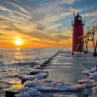 South Haven Lighthouse, Саут-Хейвен