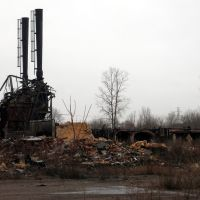 Ruins of Michigan Steel, Саутгейт