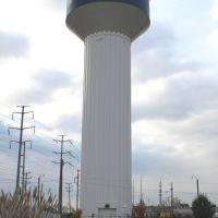 Wyandotte Water Tower, Pine Street, Wyandotte, Michigan, Саутгейт