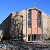 Saint Joseph Catholic Church, 344 Elm Street, Wyandotte, Michigan, Саутгейт