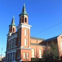 Our Lady of Mt. Carmel Catholic Church, 1900 , 976 Superior Boulevard,  Wyandotte, Michigan, Саутгейт