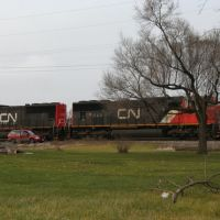 Cn in woodhaven, Саутгейт