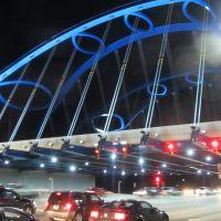 I-94 north bridge crossing over Telegraph Rd, Саутгейт