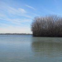 Mud Island in Detroit River International Wildlife Refuge, Саутгейт
