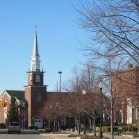 Wyandotte First United Methodist Church, Саутгейт