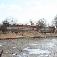 BC rail CN IC Trenton MI, Саутгейт