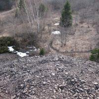 Central Mine Rock Pile, Сентрал Лак