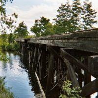 Former Pere Marquette RR Bridge, Траверс-Сити