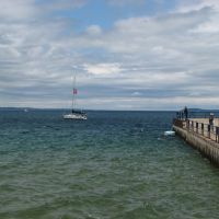 West Grand Traverse Bay, Траверс-Сити