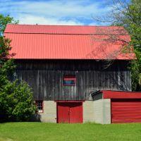 S. Center Hwy Barn 3, Траубридж Парк