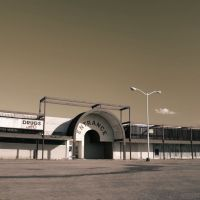 Abandoned Strip Mall, Трой