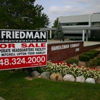 Handleman Headquarters For Sale, Трой