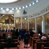 St Nicolas Church in Troy MI, Трой