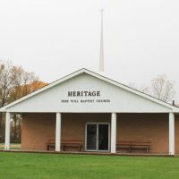 Heritage Free Will Baptist Church, 12670 Pardee Road, Taylor, Michigan, Тэйлор