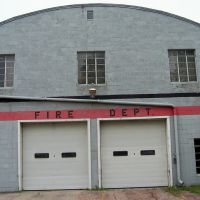 Township Building, Former Fire Hall, Уитмор-Лейк
