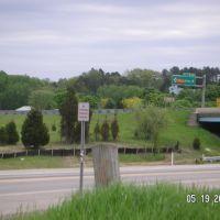 Exit 54, Interstate 23, Уитмор-Лейк