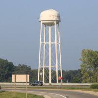 Woodbridge Water Tower, Whitmore Lake Road & Eight Mile Road, Green Oak Township, Michigan, Уитмор-Лейк