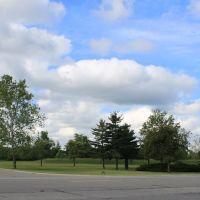Woodland Center Correctional Facility Entrance, 9036 East M-36 (Nine Mile Road),  Green Oak Township (Whitmore Lake), Michigan., Уитмор-Лейк