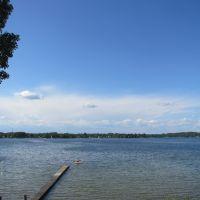 Whitmore Lake viewed from E Shore Rd, Уитмор-Лейк
