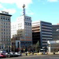 Downtown Flint, Michigan, December 7, 2013, Флинт