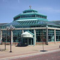 University Pavilion, Флинт