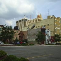 Downtown Flint, Флинт