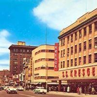 Saginaw St. 1950s, Флинт