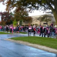 Walk for Breast Cancer, Flint Michigan, Флинт