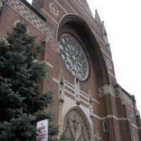 St. Florian facade, Хамтрамк