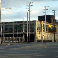 Detroit Pressed Steel, Хамтрамк