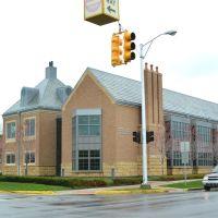 Grosse Pointe Public Library, Харпер-Вудс